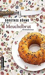 Meuchelbrut: Kriminalroman (Kriminalromane im GMEINER-Verlag)
