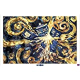Doctor Who - Poster Exploding Tardis