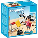 Playmobil Mansión Moderna de Lujo - Playset sala de gimnasio (5578)