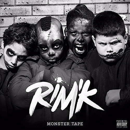 Monster Tape (CD Crist.Tirage Limite) Um Rim