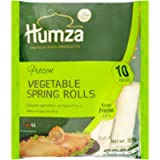 Humza Premium Food Products Vegetable Spring Roll , 325g (Frozen)