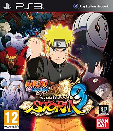 PS3 NARUTO SHIPPUDEN : ULTIMATE NINJA STORM 3 (EU) - Ps3 Ultimate Naruto Ninja