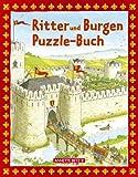 Ritter und Burgen Puzzle-Buch