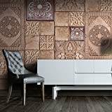 Fotomurales PURO ! - Fotomurales realistas ! !Papel pintado tejido no tejido! !Un panel decorativo! !Fotomural! !Los cuadros para la pared en la dimensión XXL! 10 m ! Orient Abstraccíon p-A-0005-j-a