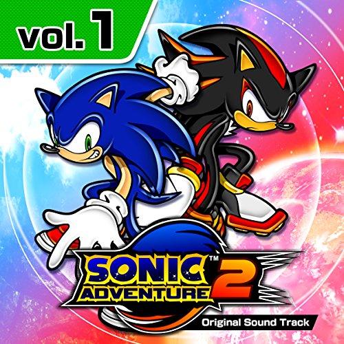 Sonic Adventure 2 Original Soundtrack vol.1 (Sonic 1 Und 2-soundtrack)