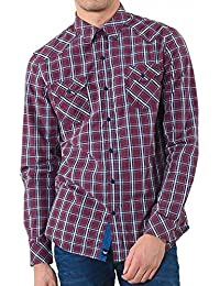 Chemise à carreaux Tyrus KAPORAL (M)
