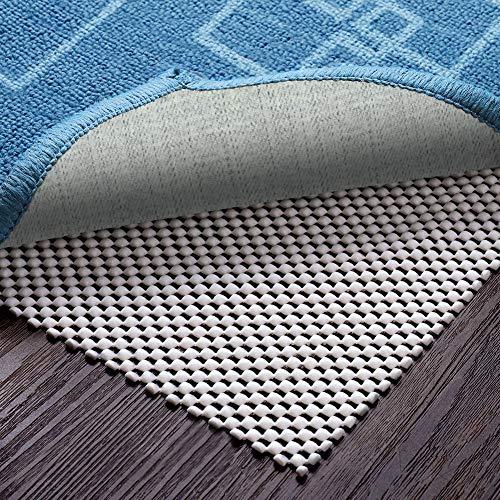 Veken Anti-Rutsch-Teppich-Pad, extra dick, für alle harten Böden, Pads in vielen Größen, halten Sie Ihre Teppiche sicher und an Ort und Stelle. 5' X 8' - X 8 5 Teppich-pad,