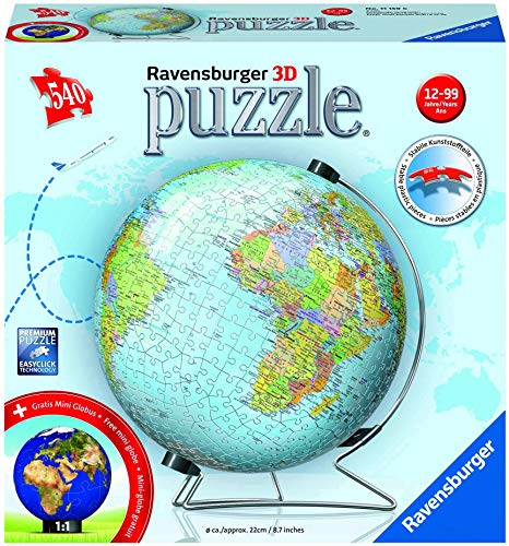 Ravensburger 11159 Globus in Deutscher Sprache