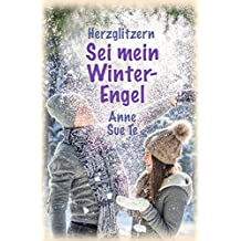 Herzglitzern: Sei mein Winter-Engel