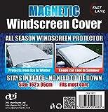 DGI magnetisch Windschutzscheibe Cover (Sommer & Winter Verwendung)