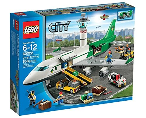 LEGO City Airport 60022 - Terminal Merci