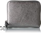 Liebeskind Berlin Damen Poconnyw8 Pouch Geldbörse, Silber (Iron Silver), 3.0x13.0x10.0 cm