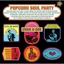 Popcorn Soul Party-Blended Soul and R&B 1958-62 [Vinyl LP]
