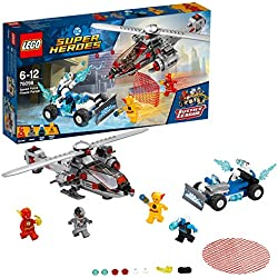 LEGO Super Heroes - l'Inseguimento Congelante della Speed Force, 76098