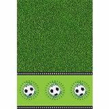 Fußball Party Tischdecke 130x 180cm