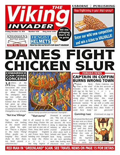 Viking Invader (News History)