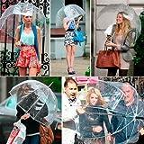 Susino - Paraguas transparente 'gossip girl' paraguas transparente (gossip girl) manual