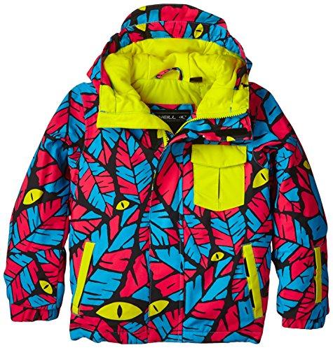 O'Neill Jungen Skijacke PK Royal Jacket, Blue AOP W/Blue, 98, 555090