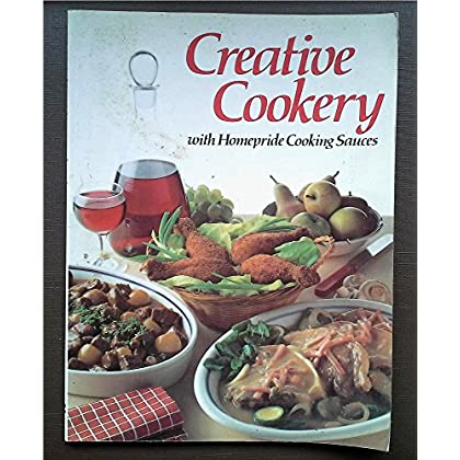 Creative Cookery With Homepride Cooking Sauces