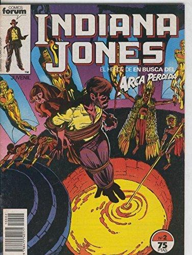 Indiana Jones numero 02