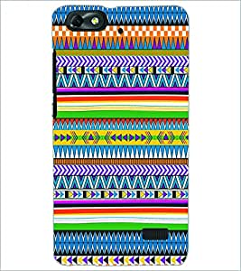 PRINTSWAG COLORFUL PATTERN Designer Back Cover Case for HUAWEI HONOR 4C