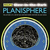 Philips Glow-in-the-Dark Planisphere (Latitude 51.5 North): For use in Britain and Ireland, Northern Europe, Northern US