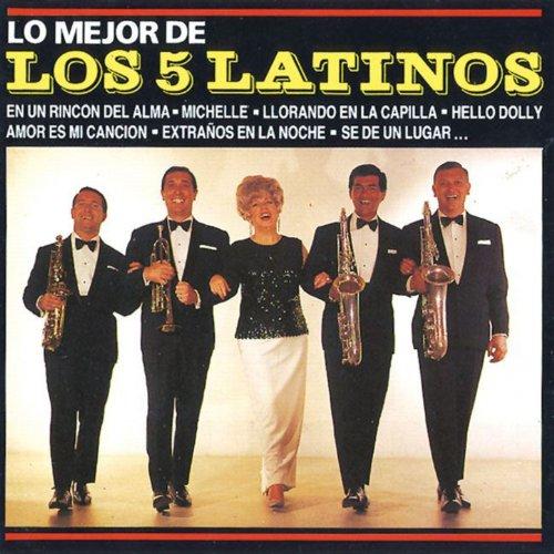 En un rincon del alma de los 5 latinos en amazon music for En un rincon del alma