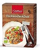 Jentschura TischleinDeckDich, Quinoa-Hirse-Mahlzeit mit Gemüse 400g