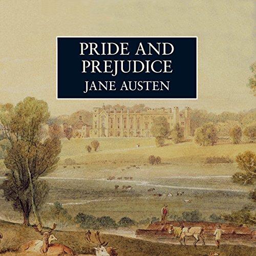 Pride and Prejudice [Audible Studios]  Audiolibri