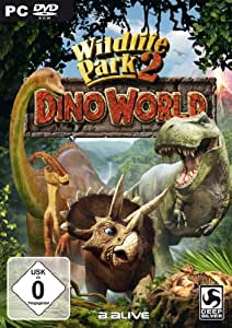 Wildlife Park 2 Dino World [import allemand]