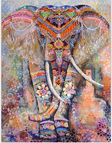 Tapiz con diseño de elefante para decoración