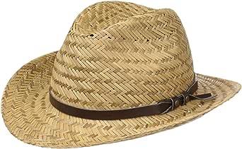 Lipodo Cappello da Bambino Wyoming Bambini - Made in Italy Cowboy Estivo Cappelli Spiaggia Primavera/Estate
