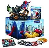 Spider-Man: Homecoming (Edición Figura) (4K UHD + BD Extras + BD 3D + BD + DVD) (Con Comic) [Blu-ray]