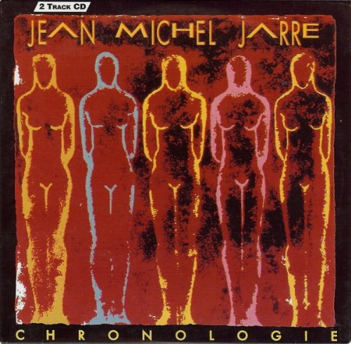 Chronologie (part. 4, & Atomium Mix-Radio Edit, 1993, cardsleeve)