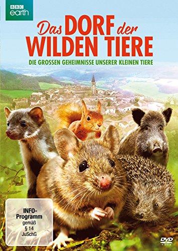 Das Dorf der wilden Tiere - Die großen Geheimnisse unserer kleinen Tiere Kleines Dorf