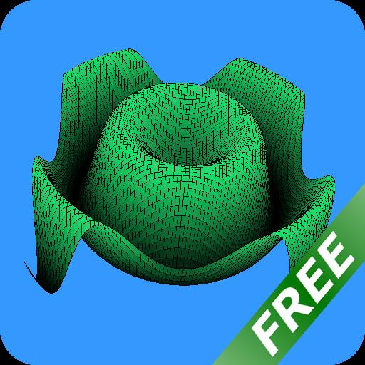3D Functions Graph Plotter