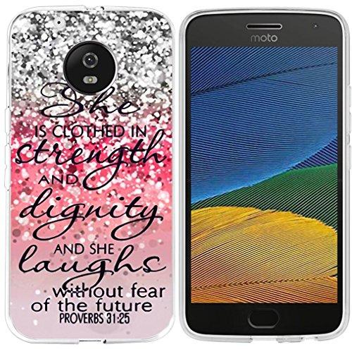 Moto G5Plus Fall muqr Motorola G5Plus Cover 5. Generation-Gummi Schutz Halloween Fledermaus Design, Print-1