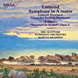 Frederic Lamond - Eugene d'Albert : Musique symphonique