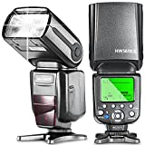 Neewer NW-565EX-C-TTLSlave Flash Speedlite con Flash Diffusore...