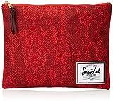 Herschel, Porte-Monnaie Mixte, Red Snake (Multicolore) - 10163-00761-OS