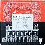 Puccini: MADAMA BUTTERFLY (Gesamtaufnahme, italienisch: Mailand 1955) [Vinyl Schallplatte] [3 LP Box-Set]