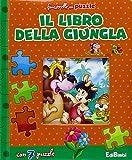 Scarica Libro Il libro della giungla Finestrelle in puzzle Ediz illustrata (PDF,EPUB,MOBI) Online Italiano Gratis