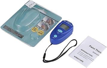 Delicacydex EM2271 Mini Beschichtung Digitale Malerei Dicke Tester Meter Mini LCD Automotive Daten Halten Auto Schichtdickenmessgerät