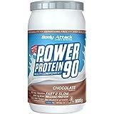 Body Attack Power Protein 90, Neutral, 1 kg, 5 K de proteína ...