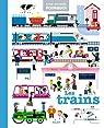 Les trains par Benoist