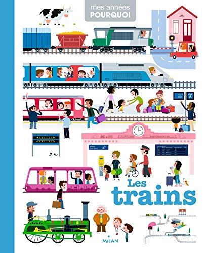 Les trains par Cécile Benoist