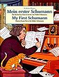 Libros Descargar en linea Mi primer Schumann Schott Music Arreglados para Piano de la fragancia Aleman ed22358 9783795744519 (PDF y EPUB) Espanol Gratis