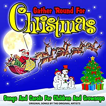 5 free christmas jump rockin download around tree the
