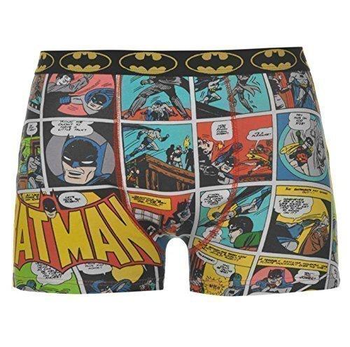 Herren Lizenz Boxershorts Batman Superman Rocky Balboa Batman Comics