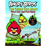 Angry Birds - The Great Egg Hunt: Press Out and Play Book